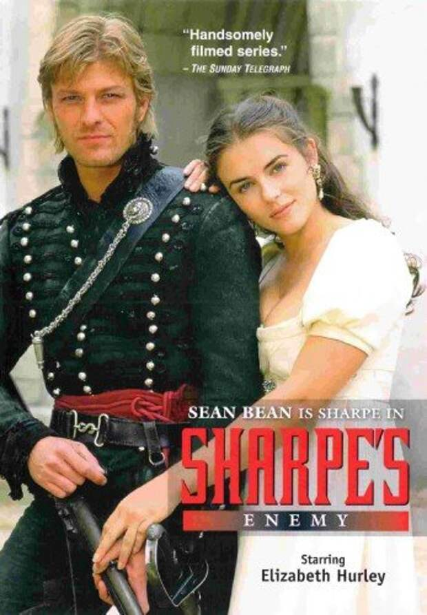 «Шарп». Сериал из 90х