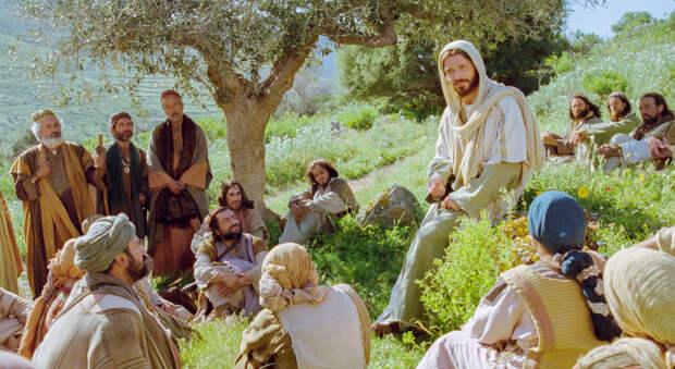 Притчи Иисуса: Притчи о лампе и о мудрых и глупых строителях.