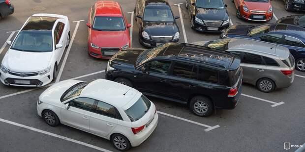 Парковки на улицах Клары Цеткин и Адмирала Макарова будут бесплатными на майских праздниках