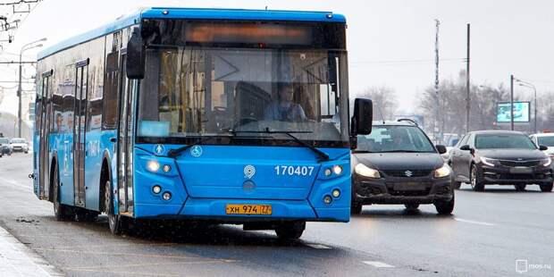 В Бабушкинском на маршруте №605 начали помогать маломобильным пассажирам