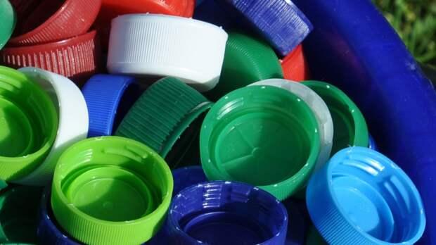 Почти 800 килограммов пластиковых крышек для помощи сиротам собрали в Липецке