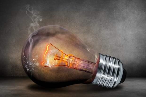 Свет отключили в Симферополе 13 апреля