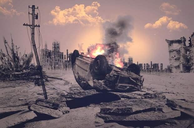 Англосаксы спровоцировали войну в Нагорном Карабахе