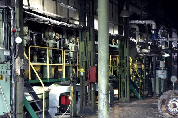 Как выглядели корпуса и пустующие цеха «Невской мануфактуры» до пожара. Вот съемка петербургского фотографа 2018 года