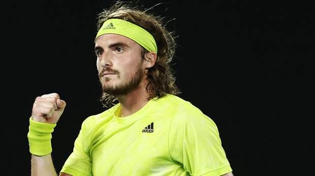 Циципас назвал любимого российского теннисиста