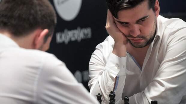 Непомнящий сыграл вничью с Вашье-Лагравом и уже сегодня может стать победителем Турнира претендентов