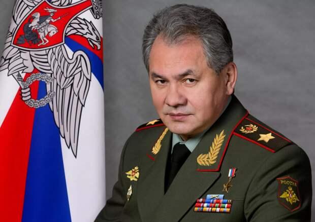 Сергей Шойгу, Министр обороны Российской Федерации. Источник изображения: https://vk.com/denis_siniy