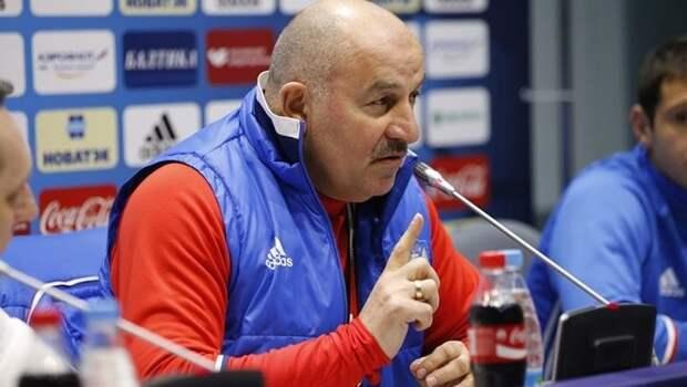 Черчесов удивился результату игры финнов против Дании