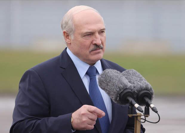 Лукашенко рассказал опокушении насвоих детей