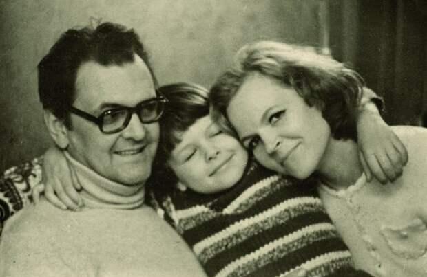 Три брака Юрия Яковлева: Дважды разведён, трижды счастлив