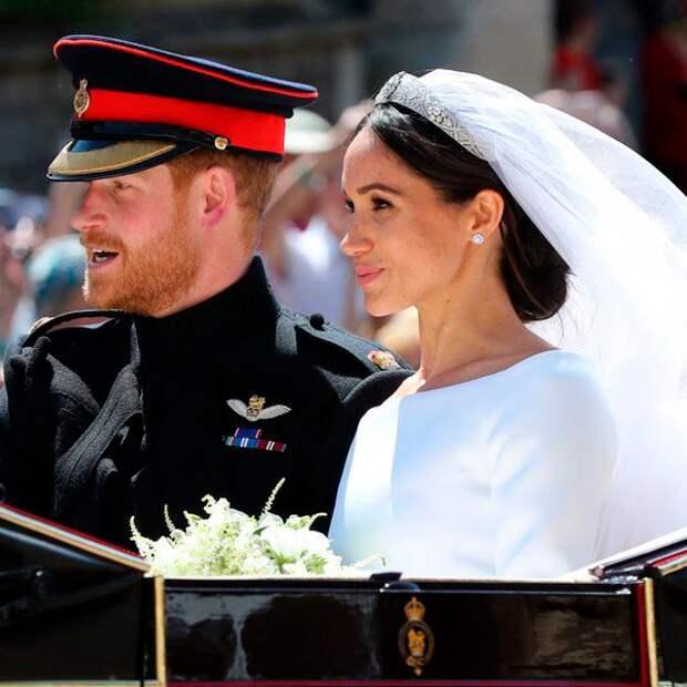 Свадьба Меган Маркл принесла британской казне 1 миллиард фунтов стерлингов