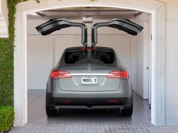 Разработка кроссовера Model X увеличила убыток Tesla