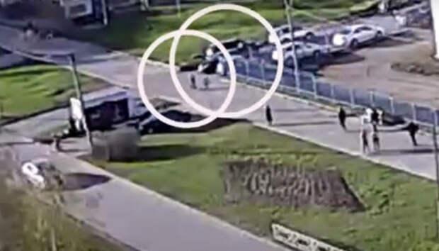 «Опель» сбил шестилетнего велосипедиста у ФОКа на Ключевой