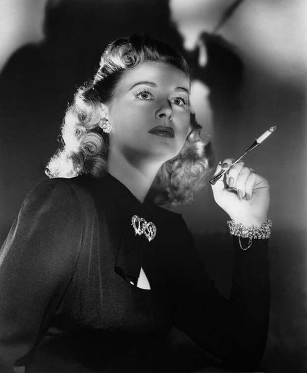 Легенды Старого Голливуда. Хелен Уолкер.