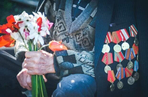 Дедушка, 9 Мая, Ветеран, Медали, Старость