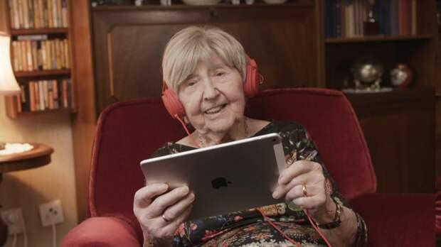 Самый старый блогер в мире: как Дагни Карлссон из Швеции отметила 109-летие