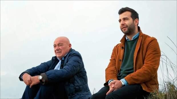 Познер и Ургант снимут документальный фильм о России