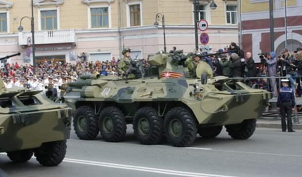 Герой России Дамир Юсупов проедет натанке наПараде Победы вВерхней Пышме