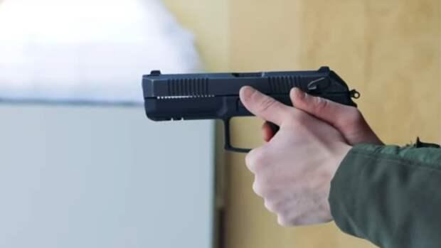 """Партия новейших пистолетов """"Удав"""" будет передана Минобороны до 2023 года"""