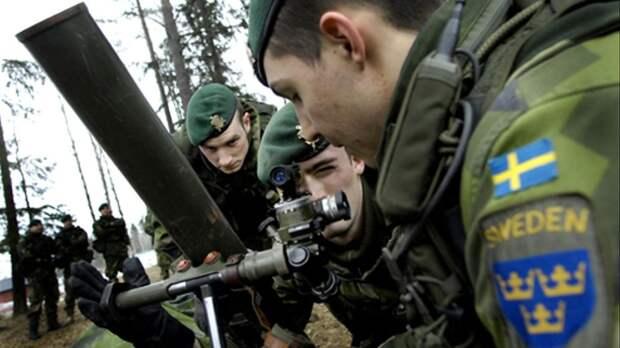 Уже грозить нам стали шведы: «нейтральная» Швеция вдруг стала вооружаться
