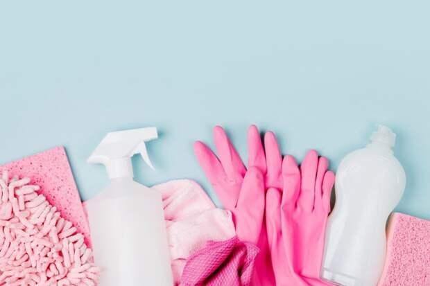 5 самодельных чистящих средств, которые справятся лучше магазинных