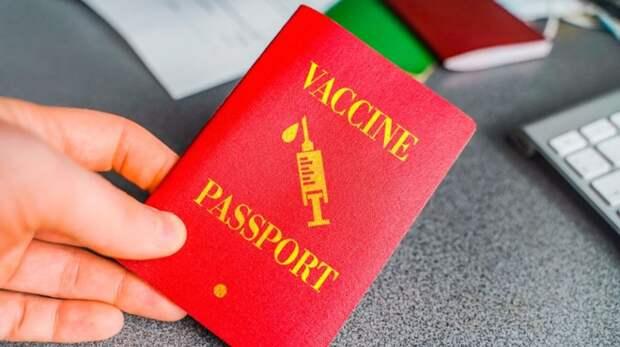 """В Великобритании начали действовать """"паспорта вакцинации"""""""