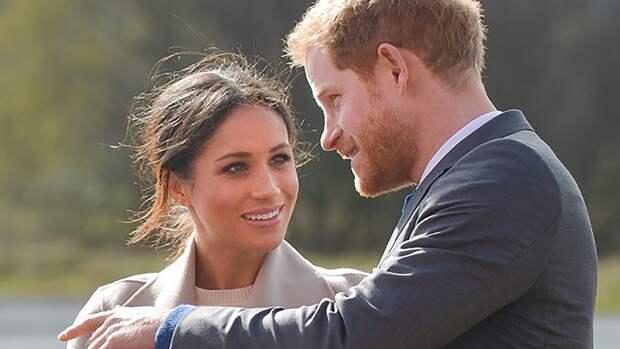 Принц Гарри нашел необычное место для тайного свидания с Меган Маркл