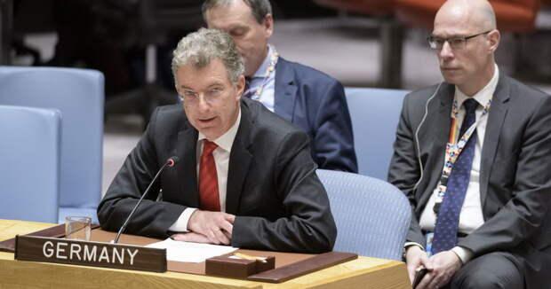Россия предложила оплатить поиздержавшемуся немецкому дипломату билет в Крым