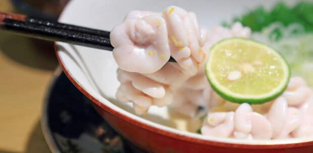 Японская еда, от которой у вас пропадет аппетит