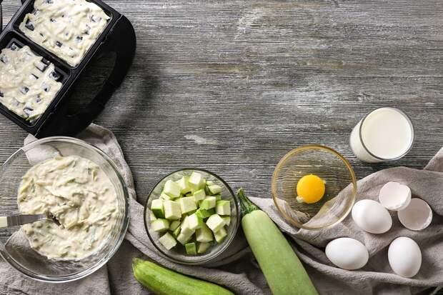 Подборка рецептов домашних вафель
