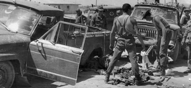Военные хитрости разведчиков в Афганистане