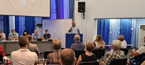 Съезд общественников Западного Крыма проходит в Евпатории