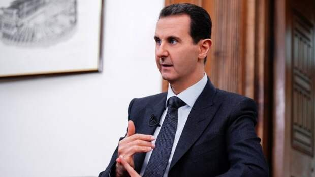 Асад пожелал России процветания и успехов в День Победы
