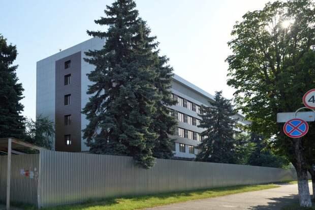Инвестиции в капремонт гостиницы «Адыгея» составят 200 млн. рублей