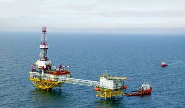 На4% снизил добычу нефти Казахстан вянваре–августе, газа— на7%