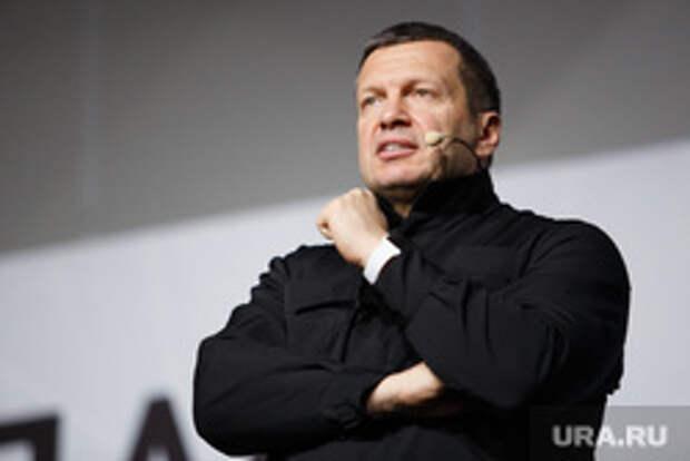 Соловьев раскрыл подробности ЧП на параде Победы в Москве