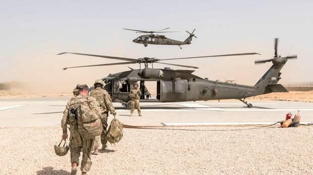 Китай осудил США за поспешный вывод войск из Афганистана