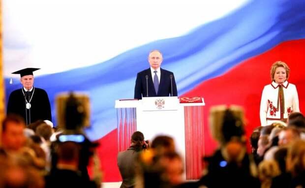 Россия совершает очередной разворот и отказывается от статуса региональной державы!