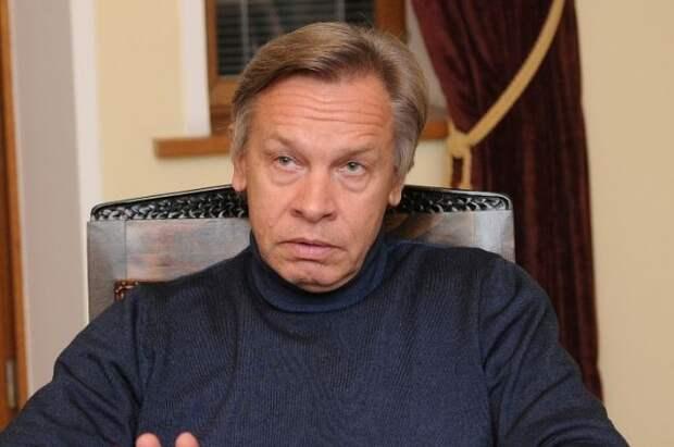 Пушков увидел в заявлении Байдена новый виток эскалации отношений с РФ