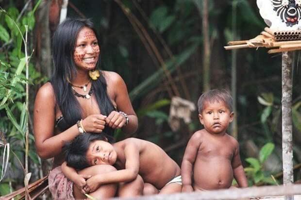 Пираха – самое счастливое племя на планете Земля