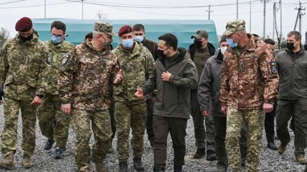 Украинский генерал призвал Киев не рассчитывать на помощь НАТО