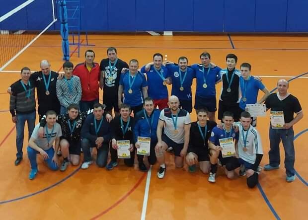 Соревнования по волейболу прошли в Тайшете