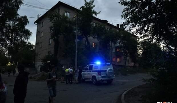 Устроивший стрельбу экс-сотрудник МВД пытался взять заложника вЕкатеринбурге
