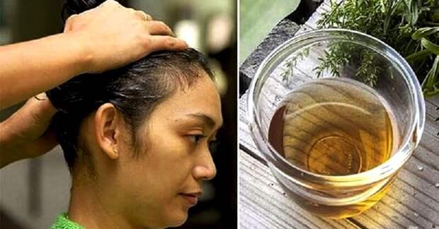 Увеличить объем волос с помощью домашних средств