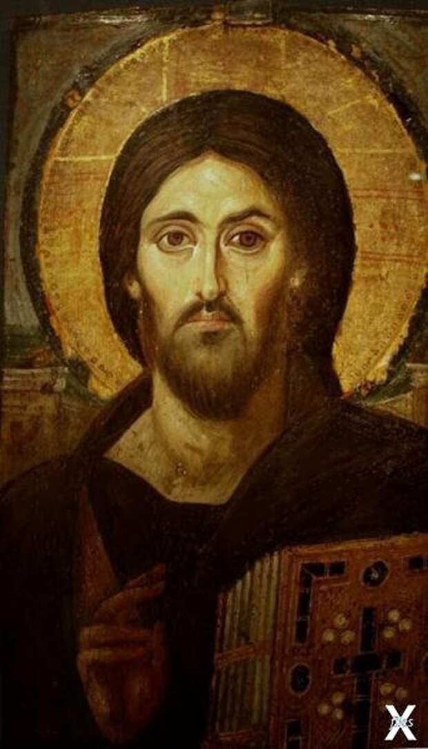 Христос Пантократор. Каноничный образ