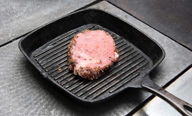 Секрет идеального стейка