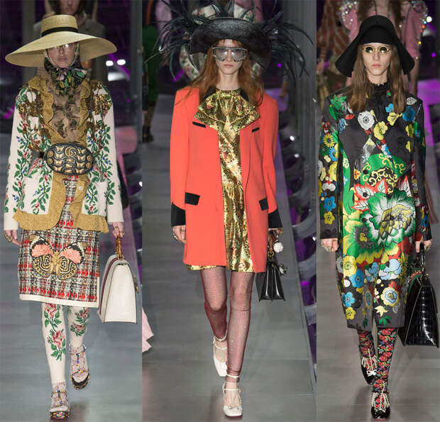 Женские шляпы Gucci