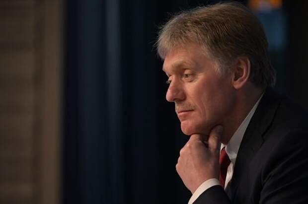 Песков заявил о нежелании Запада воспринимать добрые намерения России