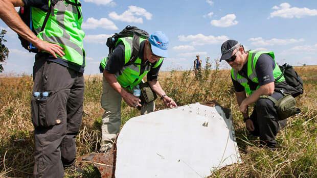 Голландский полицейский назвал суд по MH17 «прикрытием» для Украины