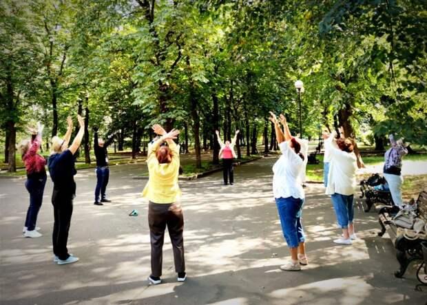 В ЦСО «Сокол» обучают правильному дыханию для здоровья всего организма